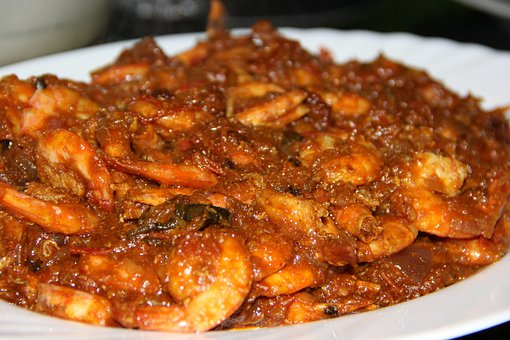 Shrimp, Curry, Spices, Taste, Eat, Indian