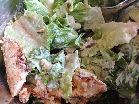 Salad, Plate, Vegetable, Dinner, Healthy, Meal, Green