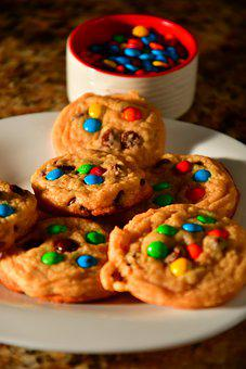Cookies, Desserts, Food, Sweets, Pastry, Chocolates