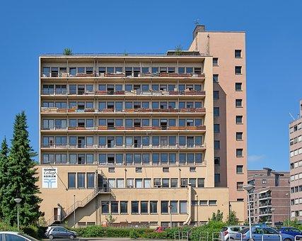 Bed House, Heerlen, Student Campus, Architecture, Petz