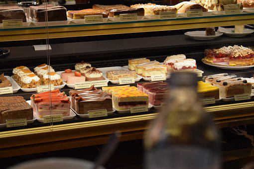 Cakes, Sweets, Desserts, Shop, Slices Of Cakes