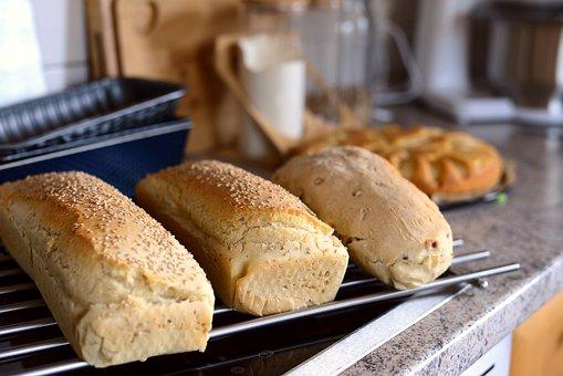 Breads, Bake, Food, Eat, Baked Goods, Freshly Baked