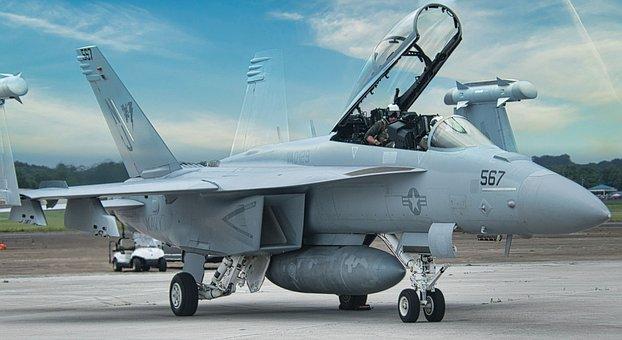 Jet, Aircraft, Pilot, Military, Air Force, Aviation
