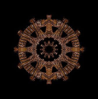 Gear, Clockwork, Decorative, Fancy, Parts, Mechanical