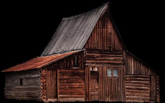 Barn, Building, Wood, Farm, Rustic, Ranch, Old