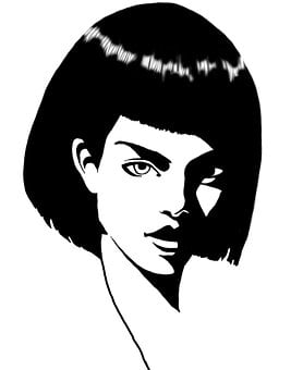 Woman, Face, Portrait, Girl, Female, Hair, Head