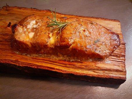 Salmon, Food, Dish, Smoked Salmon, Cuisine, Meal, Fish