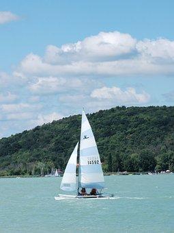Sailing, Boat, Lake, Sailboat, Sailing Boat, Sail, Mast