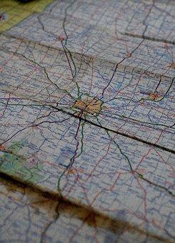 Map, Travel, Explore, Sight, Destination, Directions