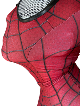 Costume, Mask, Cosplay, Spider-Man