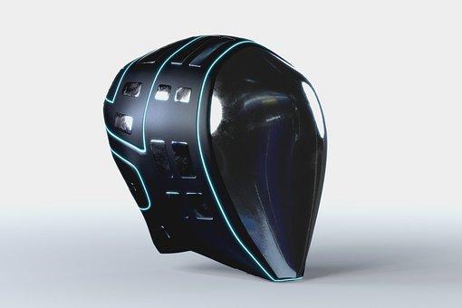 Mask, Helmet, Futuristic, Gadget, Robotic, Tech