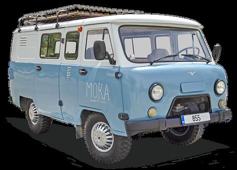 Uaz, Van, 4 X 4, All Wheel Drive, Vehicle, Jeep, Russia