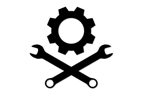 Wrench, Gear, Plumbing, Plumber, Repair, Mechanic, Tool