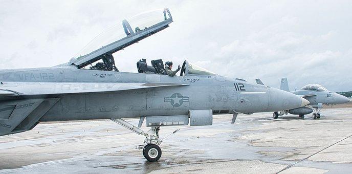 Jet, Aircraft, Air Force, Military, Pilot