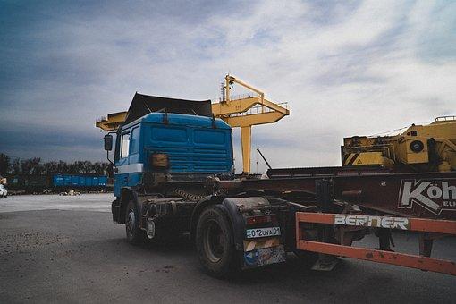 Truck, Cargo, Logistics, Transport, Vehicle, Customs