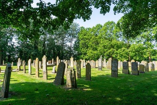 Cemetery, Tombstones, Grave, Death, Gravestones