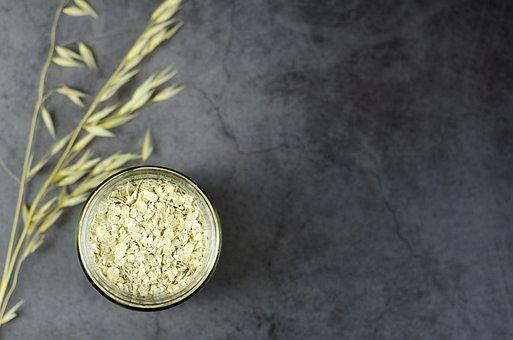 Oat, Grains, Food, Organic, Oatmeal, Healthy, Nutrition