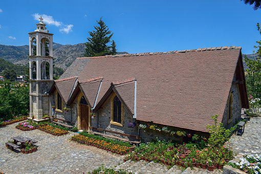 Church, Building, Architecture, Religion, Christianity