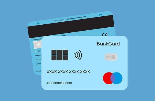 Card, Debit Card, Credit, Debit, Bank, Shopping, Money