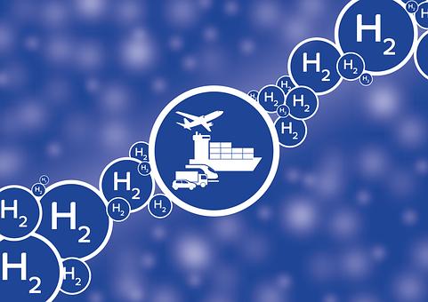 Hydrogen, Transportation, Bubbles, Mobility, H2, Car