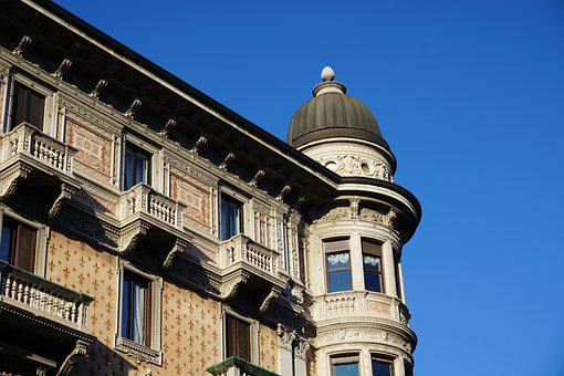 Building, Architecture, Italy, City, Old Building