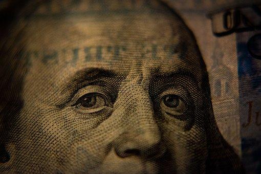 Bill, Cash, Money, Benjamin Franklin, Hundred, 100