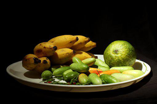 Fruits, Vegetables, Food, Produce, Organic, Healthy