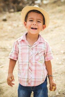 Boy, Kid, Portrait, Child, Young, Cute, Happy, Smile