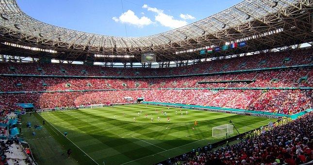 Stadium, Football, Budapest, Uefa, Sports, Hungary