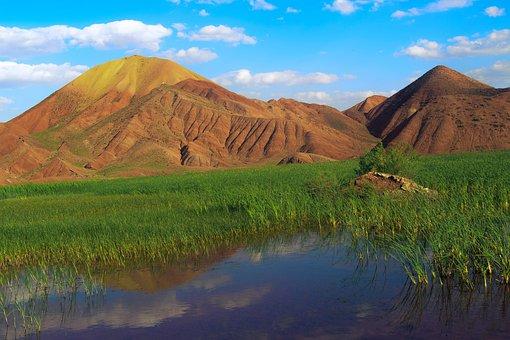 Mountain, Mountain Colo, Hills, National, Colorado