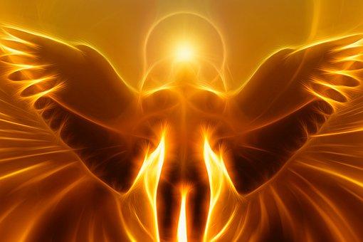 Angel, Abstract, Fantasy, Mystical, Religion, Spiritual