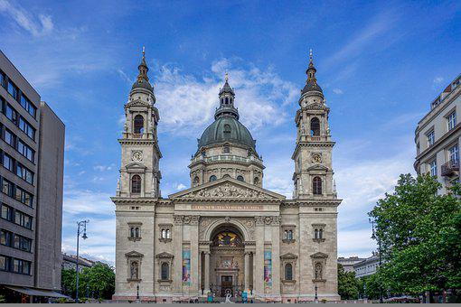 Church, Budapest, Saint Stephen's Basilica, Basilica