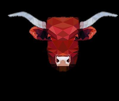 Bull, Ox, Cattle, Horns, Animal, Farm