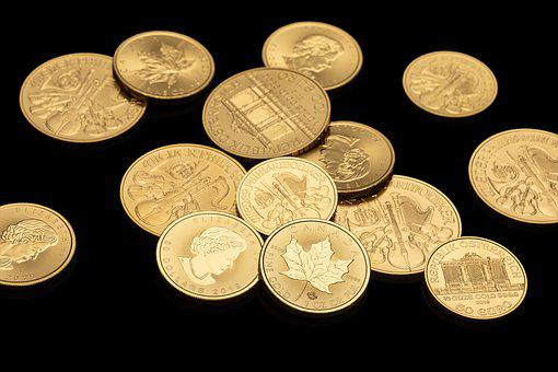 Coins, Zlataky, Gold, Commemorative, Bar, Gift