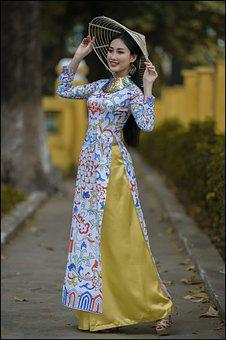 Woman, Dress, Fashion, Pose, Posing, Hat, Outdoor