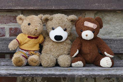 Teddy Bears, Stuffed Animal, Soft Toys, Stuffed Toys