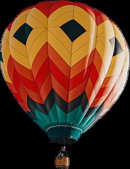 Hot Air Balloon, Ballooning, Adventure, Journey