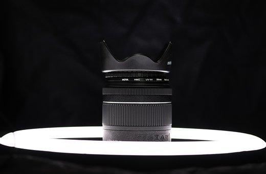 Lens, Camera, Light, Black And White, Aperture, Focal