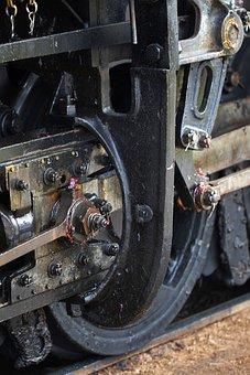 Locomotive, Train, Engine, Railway, Steam, Railroad