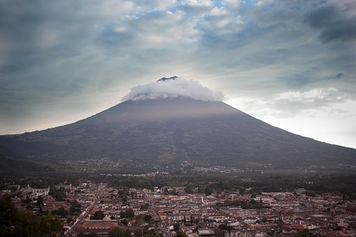 Volcano, Water Volcano, Antigua Guatemala