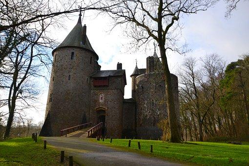 Castle, Fort, Old, Architecture, Building, Landmark