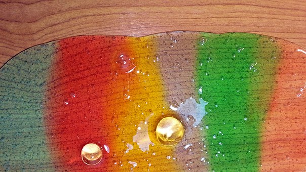 Slime, Diy, Orbeez, Putty, Water Beads