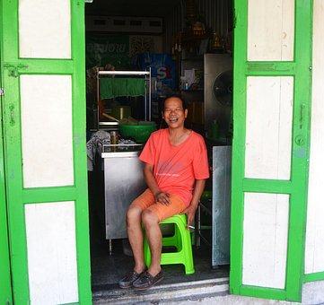 Open Doorway, Doors, Man, Doorway, Entrance, Open, Exit