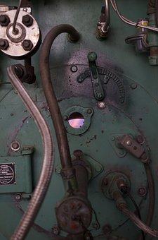 Furnace, Boiler, Heat, Steam, Machine, Engine, Cultural