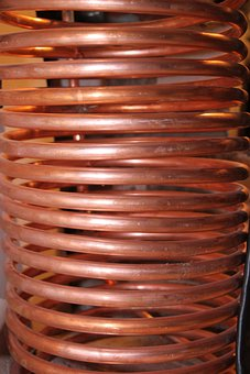 Coil, Copper, Diy, Energy, Heat, Heating, Pipe, Solar