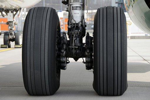 Main Landing Gear, Aircraft, Wheels, Mature, Chassis