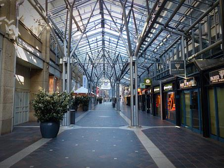 Passage, Shopping, Covered, Northern Germany