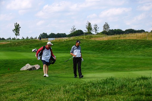 Pádraig Harrington, Professional Golf, Golfers