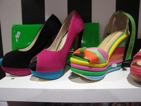 Shoes, Bare Feet Shoes, Bare, Bare Feet, High Heels