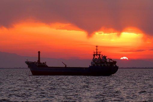 Ship, Container, Cargo, Sea, Travel, Sailing, Transport